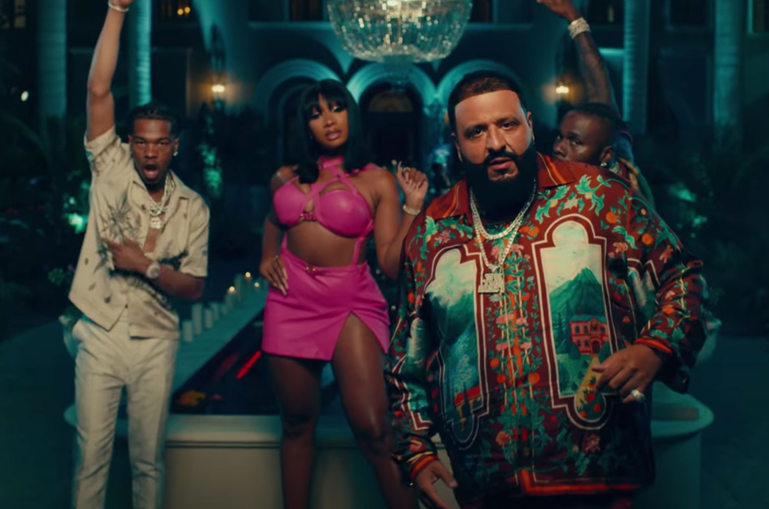 "DJ Khaled Feat. Post Malone, Megan Thee Stallion, Lil Baby & DaBaby – ""I Did It"" (Video)"