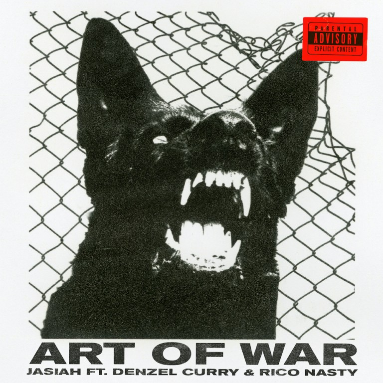 "Jasiah Feat. Denzel Curry & Rico Nasty – ""Art Of War"""