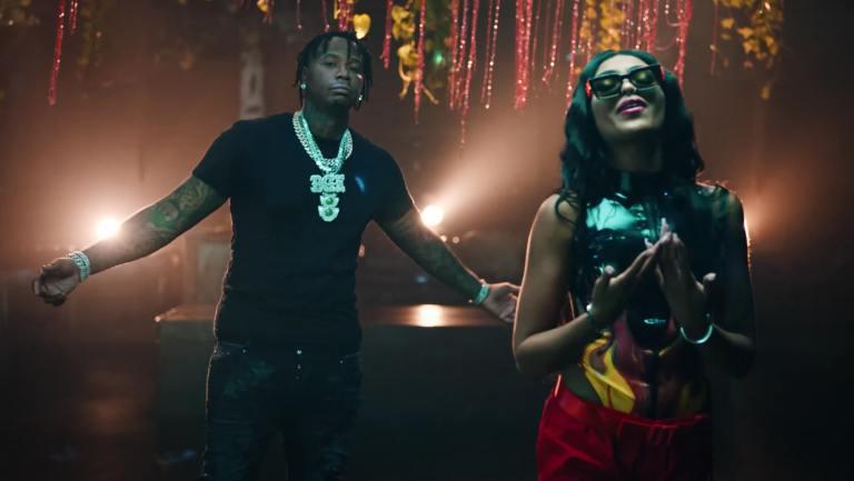 "Rikki Feat. Moneybagg Yo – ""Is It Over?"" (Video)"
