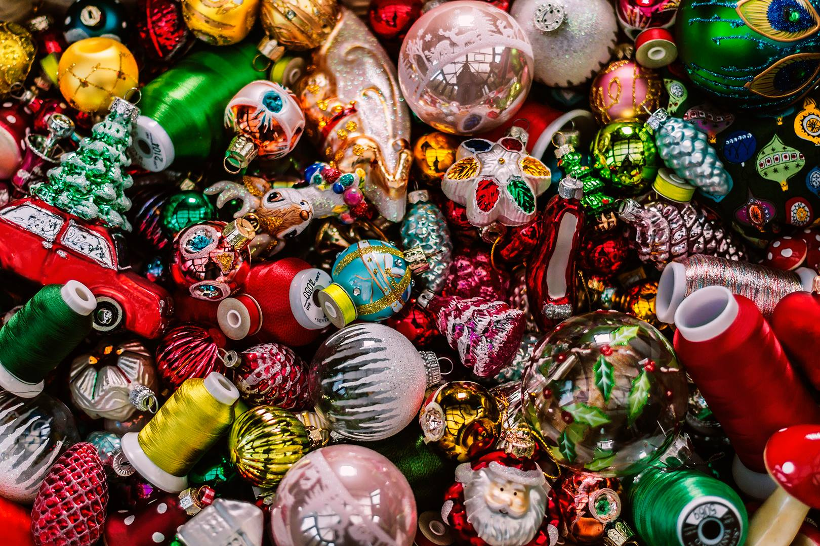 baubles and threads