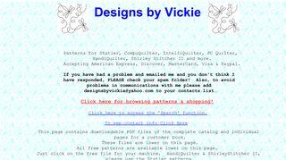 Designs By Vickie