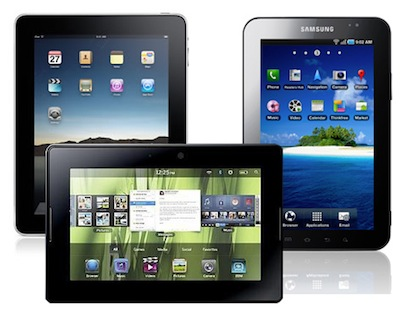 Of Tablets and Enterprises