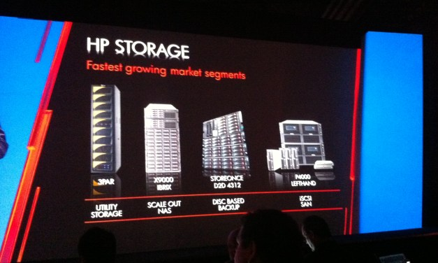 Store360: il converged storage di HP