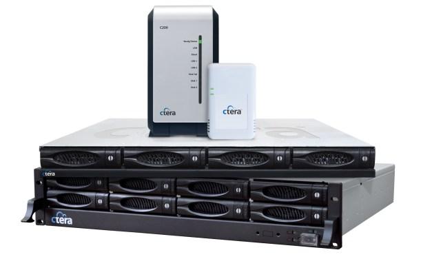 CTera: cloud storage gateway per l'SMB (e l'ISP!)