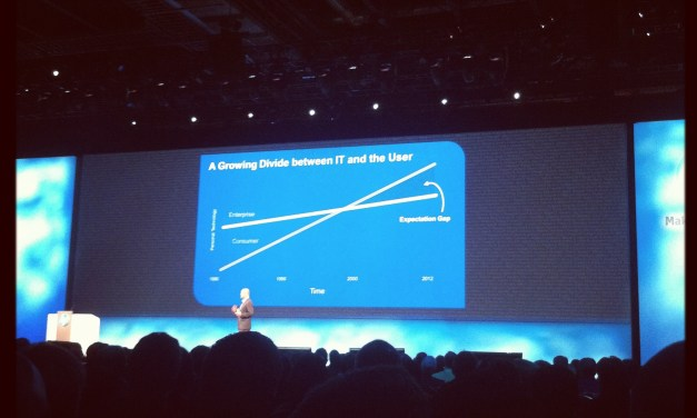 HP Discover:ottima impressione ma un pessimo keynote