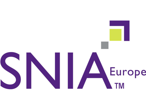 Video: David Dale (SNIA Chairman) talks about SNIA at SNW Europe