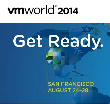 VMworld 2014, first impression