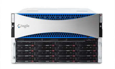 Tegile: good product, good execution