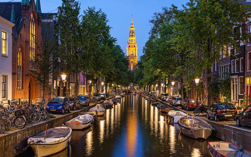 TECH.unplugged: Next stop Amsterdam!