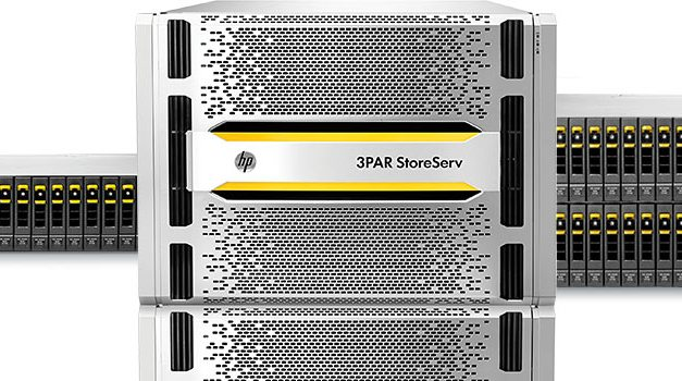 New HP 3PAR StorServ 20800 series is massive