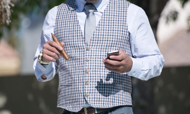 What Does Modern Businessman Style Look Like
