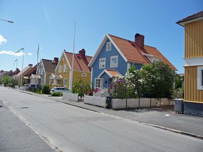 Schwedische Häuser