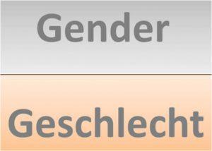 Geschlecht und Gender