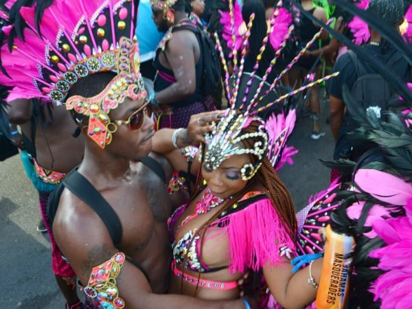 Attending Carnival as a Couple | Feting Wid Yuh Dahlin'