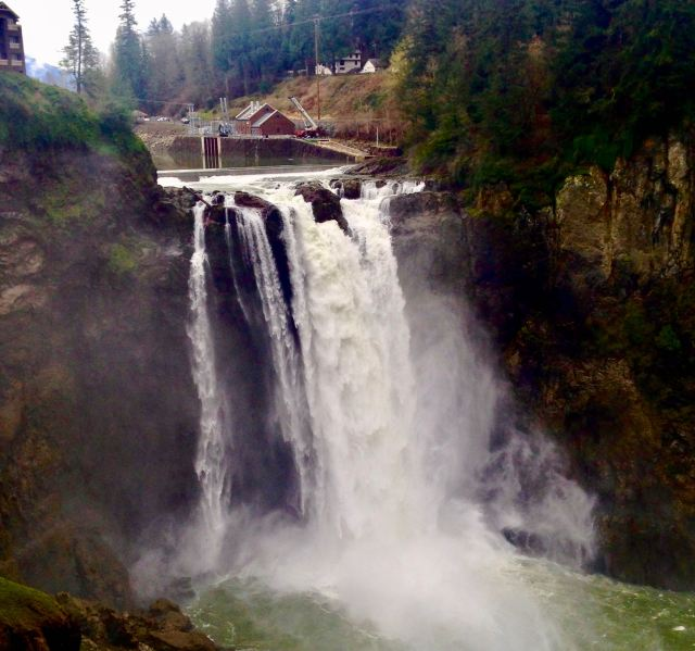 Snoqualmie Falls Washington 2