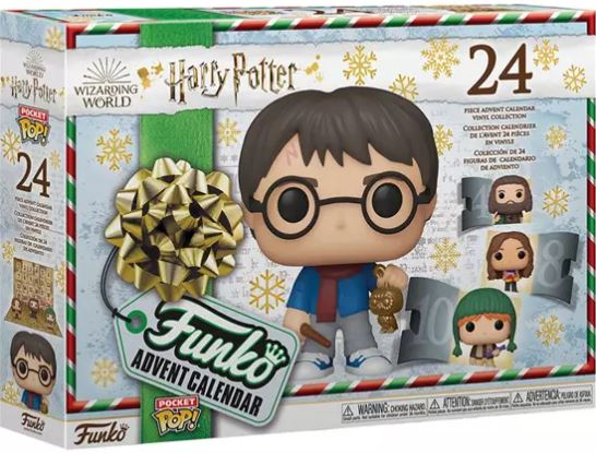 Harry Potter Funko Pop julekalender
