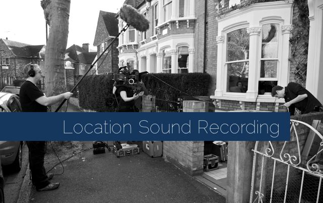 location sound