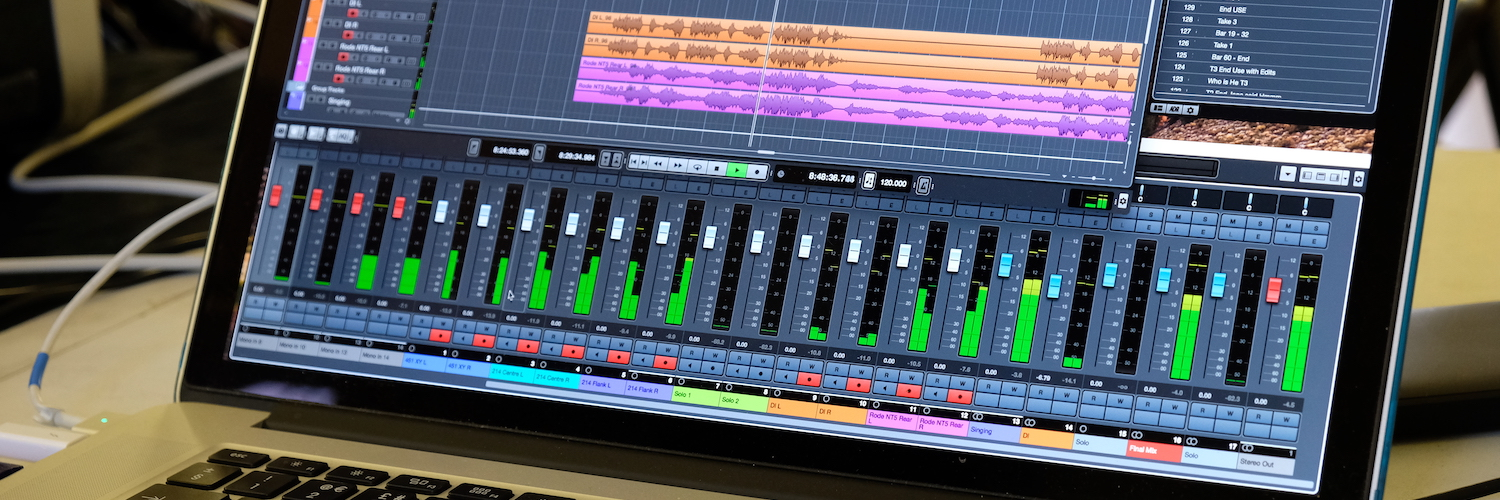 Rehearsal and Backing tracks for choirs - bespoke created tracks for choirs