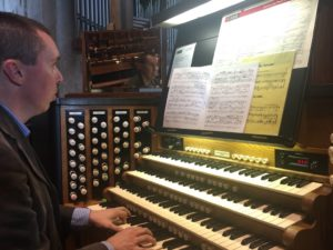 Harrison Organ Coventry