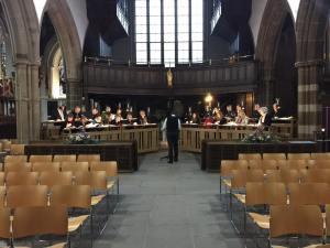 quorum recording