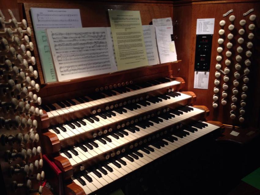 Salisbury Cathedral Organ