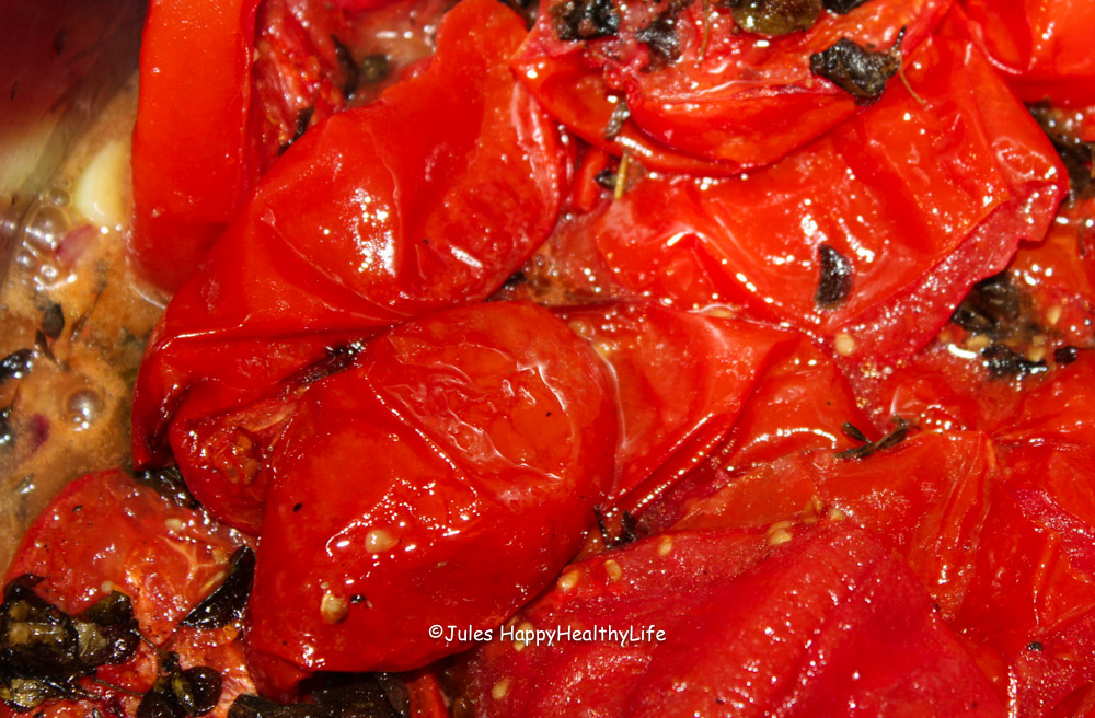 gekochte tomaten fuer tomatensuppe jules happyhealthylife. Black Bedroom Furniture Sets. Home Design Ideas