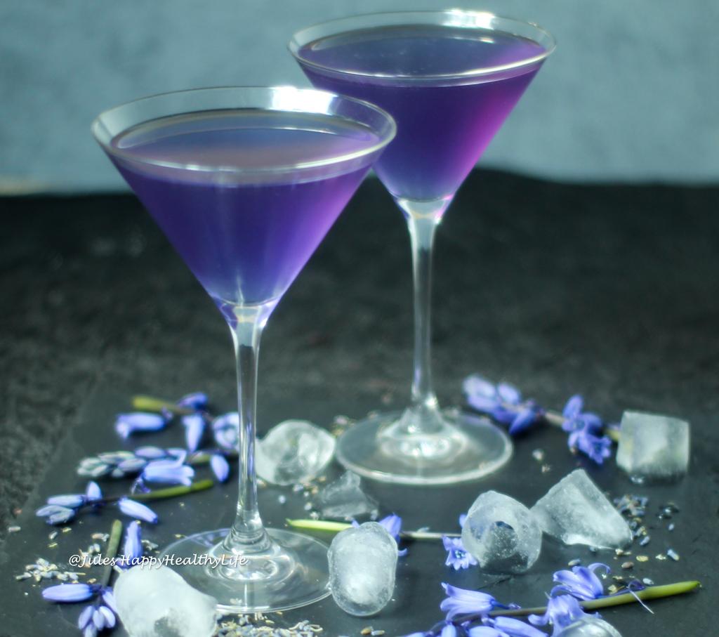 Statt Wein Lavendel Vodka Cocktail Rezept