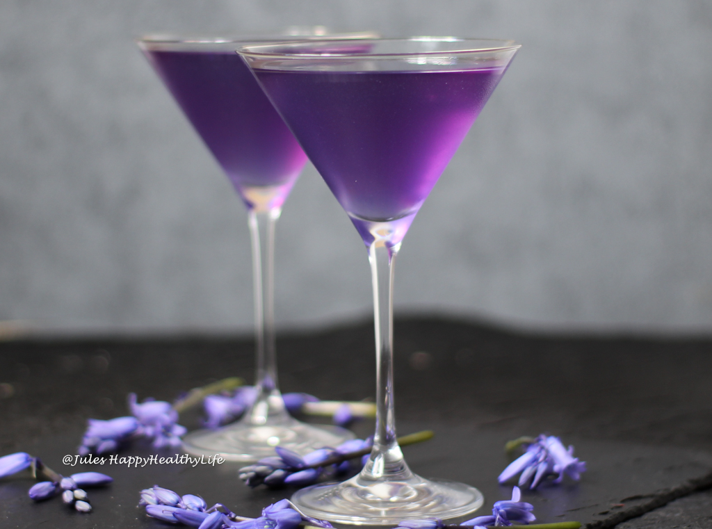 LAVENDEL VODKA COCKTAIL (GF)