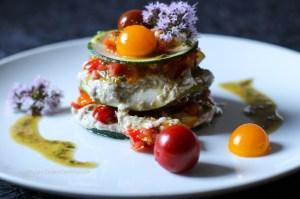 Vegan Raw Truffled Zucchini Lasagne Recipe