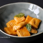Main dish or side dish - Sweet Potato Gnocchi in Sage Butter