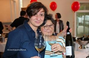 Sommélier Carine Patricio mit Yoshiko Ueno-Müller von Japan Gourmet