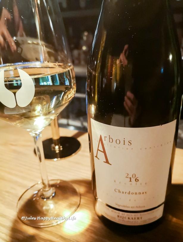 Rjckaert Chardonnay Arbois 2012 aus dem Jura