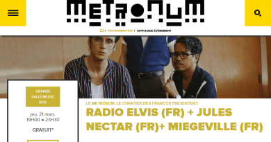 Première partie de RADIO ELVIS