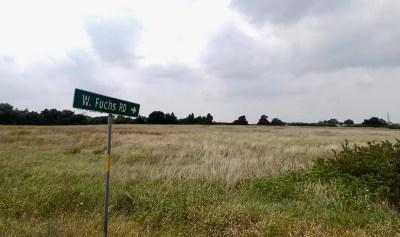West Fuchs Road Texas