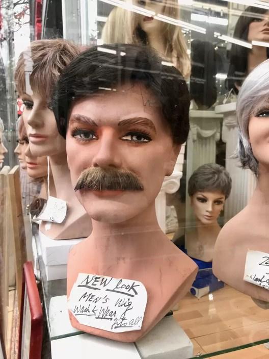 Hollywood wigs, Alexandria
