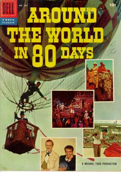 Best Picture – Around the World in 80 Days (1956) | Film and Food