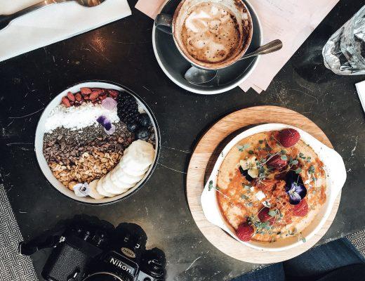 London Food Hotspots