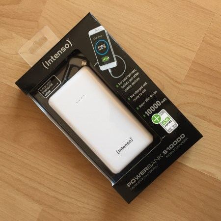 Intenso Slim Powerbank S10000