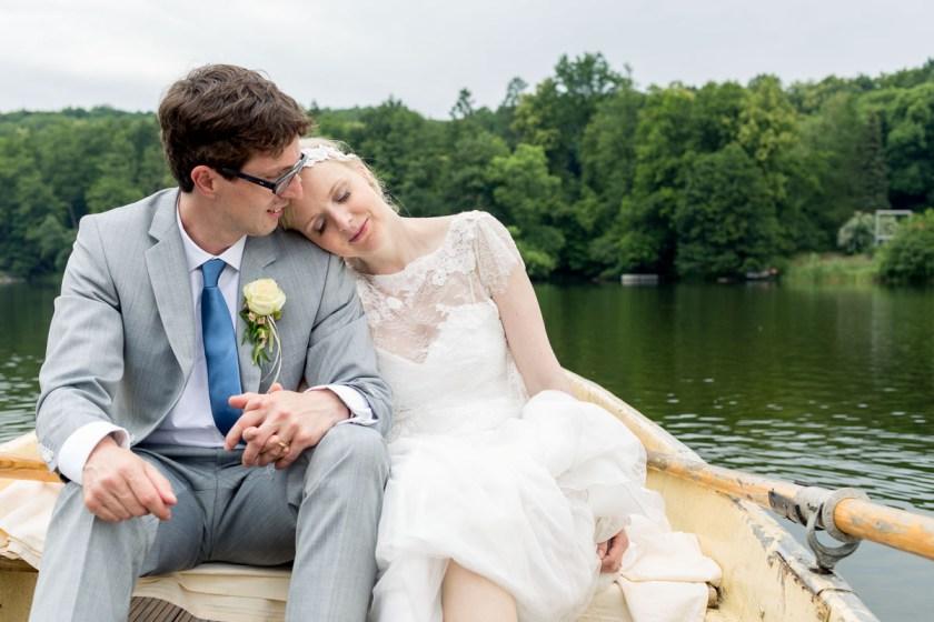 Hochzeit Johanna und Hendrik - Haus Tornow am See - Fotografin Julia Otto