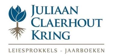 Juliaan Claerhout-kring