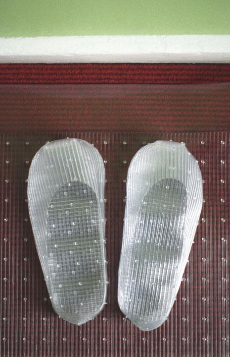 Julia Douglas, Carpet Slippers
