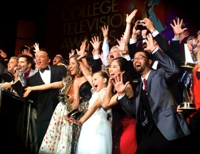 Hollywood College Emmy Award Winners!