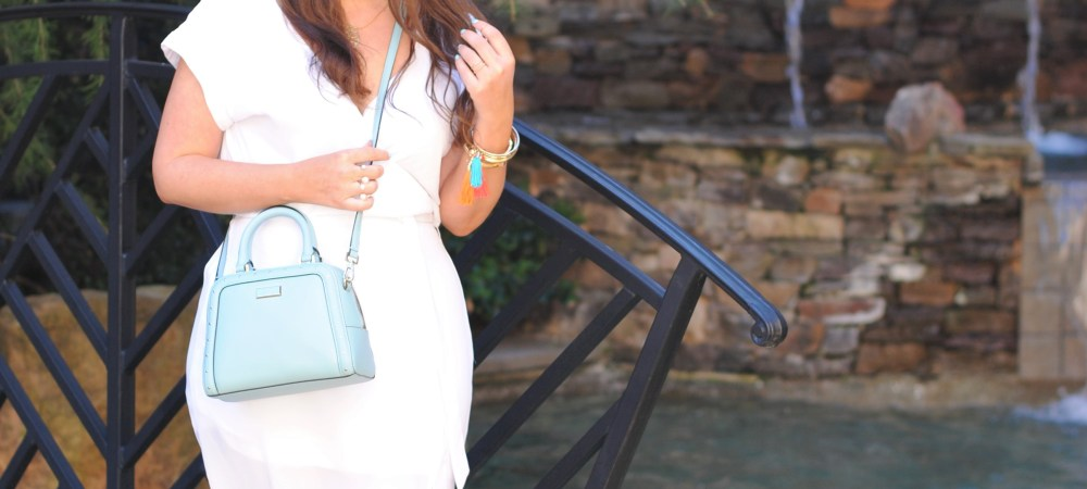 Every Girl Needs a White Dress for Summer