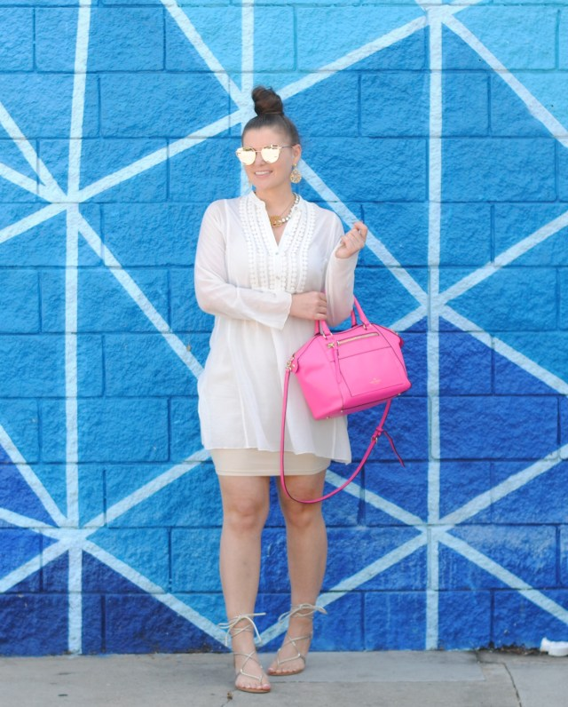 Chloe + Isabel Jewelry Review Tunic Dress
