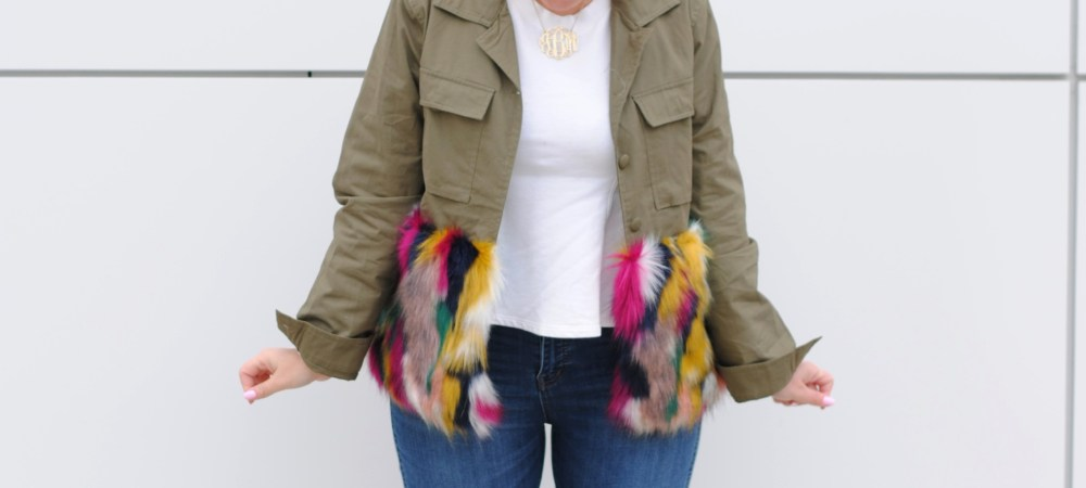 I Didn't Choose The Faux Fur Life, The Faux Fur Life Chose Me!