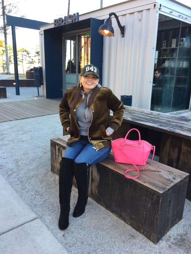 843 AREA CODE HAT | JULIA MARIE B