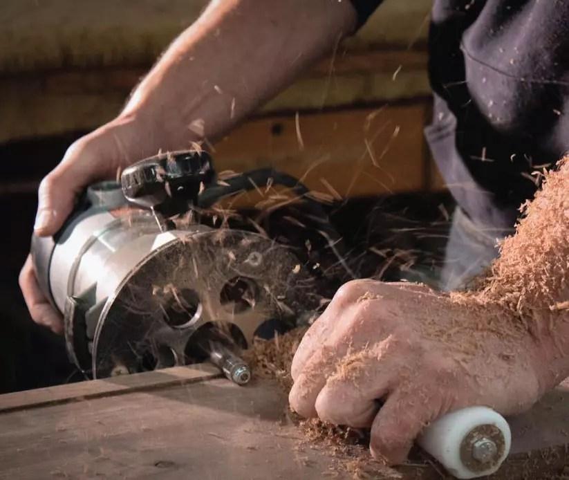 router woodworking craftsmanship