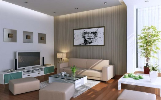 Living Room Interior Design Photo Gallery In India