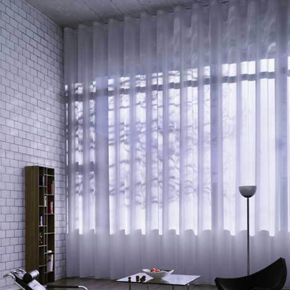 silent gliss electric curtain track