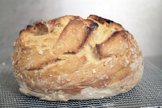 Brot ohne Topf